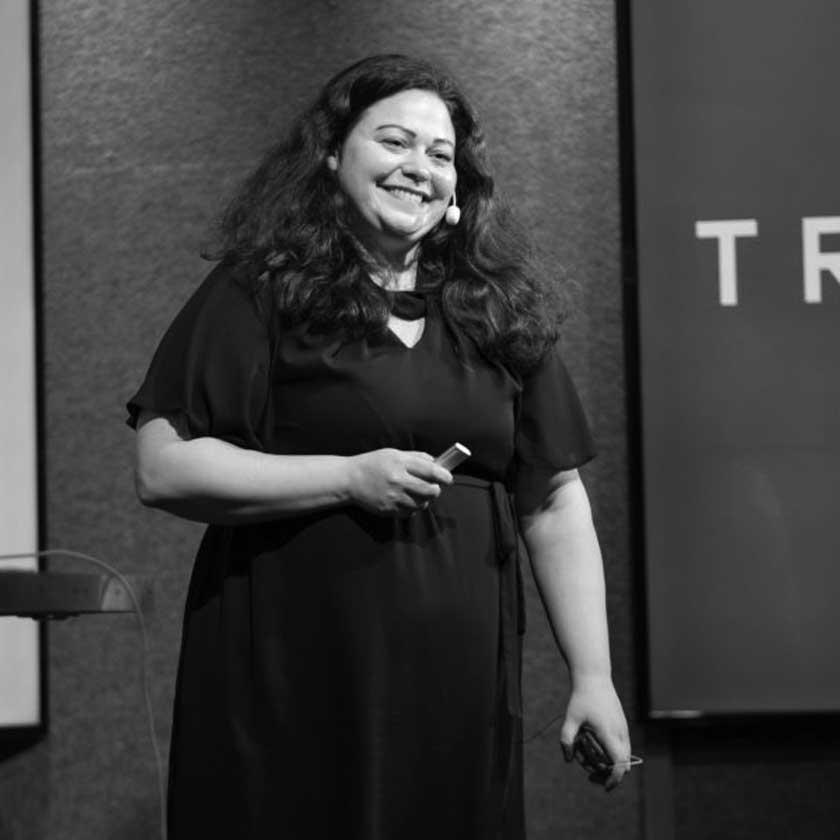 Claudia Olsson, Fundadora da Stellar Capacity e eleita em 2019 como uma das mulheres mais influentes no cenário de negócios na Suécia